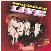 Temptations Live | CD