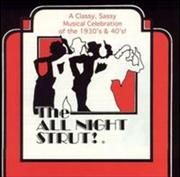 All Night Strut | CD