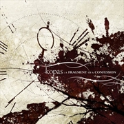 Fragement Of A Confession | CD