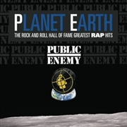 Planet Earth: Rock And Roll Hall Of Fame Greatest Rap Hits | CD