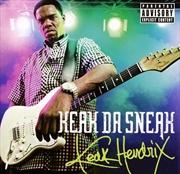 Keak Hendrix | CD