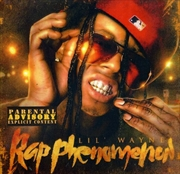 Rap Phenomenen | CD