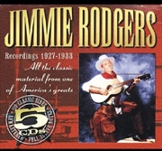 Recordings 1927-1933: 5cd