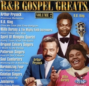 R&B Gospel Greats: Vol 2 | CD