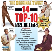 Original Twist 14 Top R&B Hits | CD