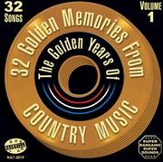 Golden Memories Vol1: 32 Songs | CD