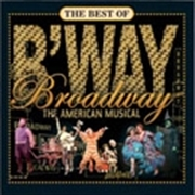 Best Of Broadway The Amer   CD