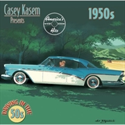 Driving In The 50s | CD