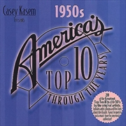 1950s Usa Top Ten Hits | CD