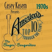 1970s Usa Top Ten Hits Singer | CD