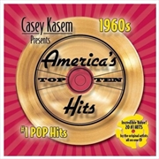 1960s Americas Top Ten Hits | CD