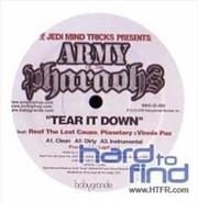 Army Of The Pharaohs: Tear It | Vinyl