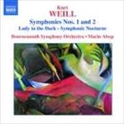 Symphonies 1 & 2 | CD