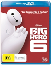 Big Hero 6 3D | Blu-ray 3D