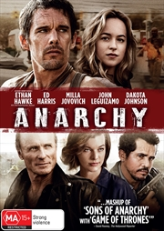 Anarchy | DVD