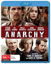 Anarchy | Blu-ray