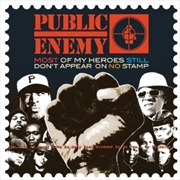 Most Of My Heroes Still Don't Appear On No Stamp | CD