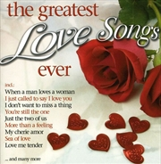 Greatest Love Songs Ever | CD