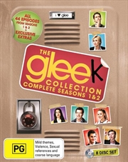 Glee - Season 1-2 | Boxset