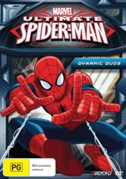 Ultimate Spider-Man: Dynamic Duos | DVD