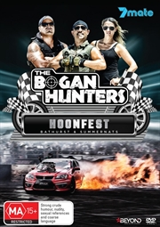 Bogan Hunters Hoonfest: Bathurst & Summernats | DVD