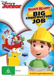 Handy Manny - Big Construction Job | DVD