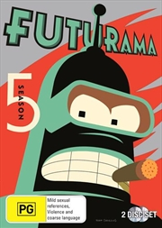 Futurama - Season 5 | DVD