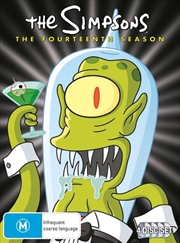 Simpsons, The - Season 14 | DVD