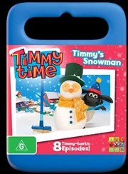 Timmy Time - Timmy's Snowman | DVD