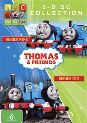 Thomas and Friends - Series 9-10 | Double Pack