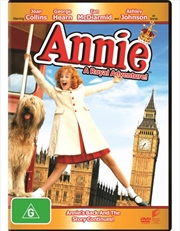 Annie - A Royal Adventure | DVD