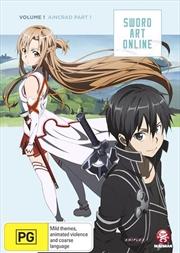 Sword Art Online - Aincrad - Vol 1 - Part 1 - Eps 1-7