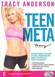 Tracy Anderson - Teen Meta
