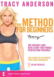 Tracy Anderson - The Method For Beginners