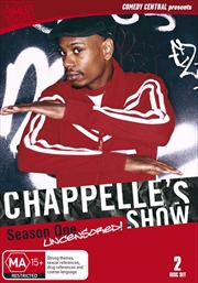 Chappelle's Show - Season 1 - Uncensored | DVD