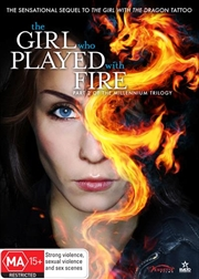 Girl Who Played With Fire, The | DVD