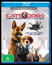 Cats and Dogs - The Revenge Of Kitty Galore