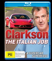 Clarkson: The Italian Job | Blu-ray