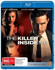 Killer Inside Me, The | Blu-ray