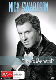 Nick Swardson - Seriously Who Farted? | DVD
