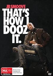 JB Smoove - That's How I Dooz It   DVD