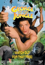 George Of The Jungle | DVD