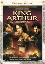 King Arthur  - Director's Cut | DVD
