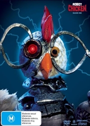 Robot Chicken - Season 01 | DVD