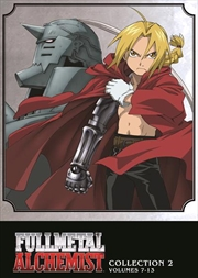 Full Metal Alchemist - Collection 2 | DVD