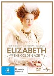 Elizabeth - The Golden Age | DVD