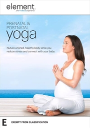 Element: Prenatal and Postnatal Yoga | DVD