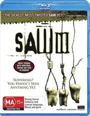 Saw 03 | Blu-ray
