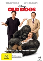 Old Dogs | DVD