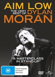 Aim Low: The Very Best Of Dylan Moran | DVD